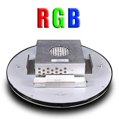 Technikplattform Premium mit LED-Beleuchtung RGB DMX