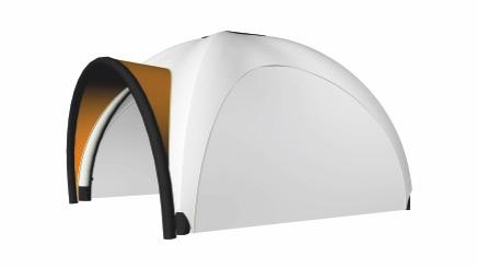 Pneumo Tent Spider Sunroof Vordach Sonnenblende