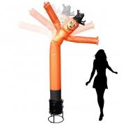 Mini-Skydancer bis 2,5m, 1-beinig