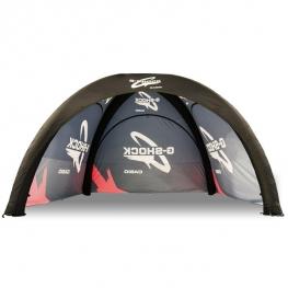 Eventzelt aufblasbar | Pneumo Tent Spider IV in 4 Größen