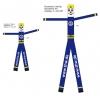 Entwurf für 2 Skydancer-Modelle
