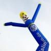 Skydancer THW mit Helm und Reflektionsstreifen